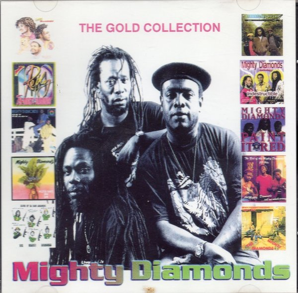 Mighty Diamonds, the Gold Collection - BGCD2