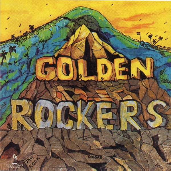 Golden Rockers - GRCD17