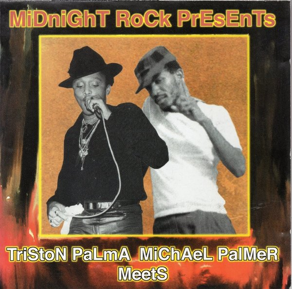 Midnight Rock Presents: Triston Palma meets Michael Palmer - MRCD3